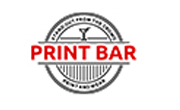 Join The Print Bar and get 10% off