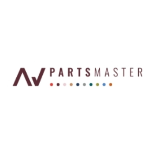 Save up to 10% on AV Partsmaster Products