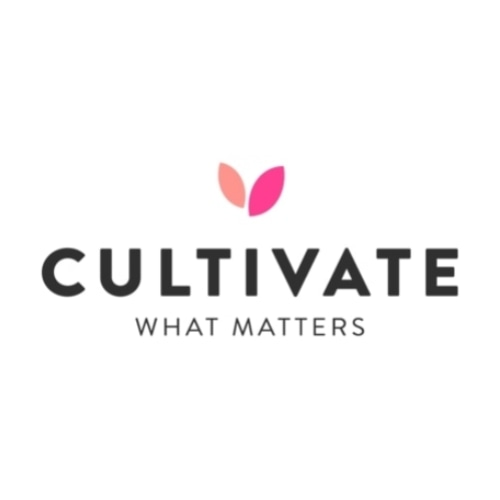 Up To 10% Off Cultivate What Matters Products