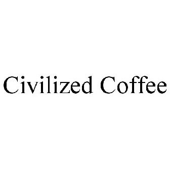 Civilized Coffee Coupons
